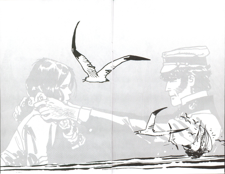 Read online Corto Maltese: Ballad of the Salt Sea comic -  Issue #7 - 24