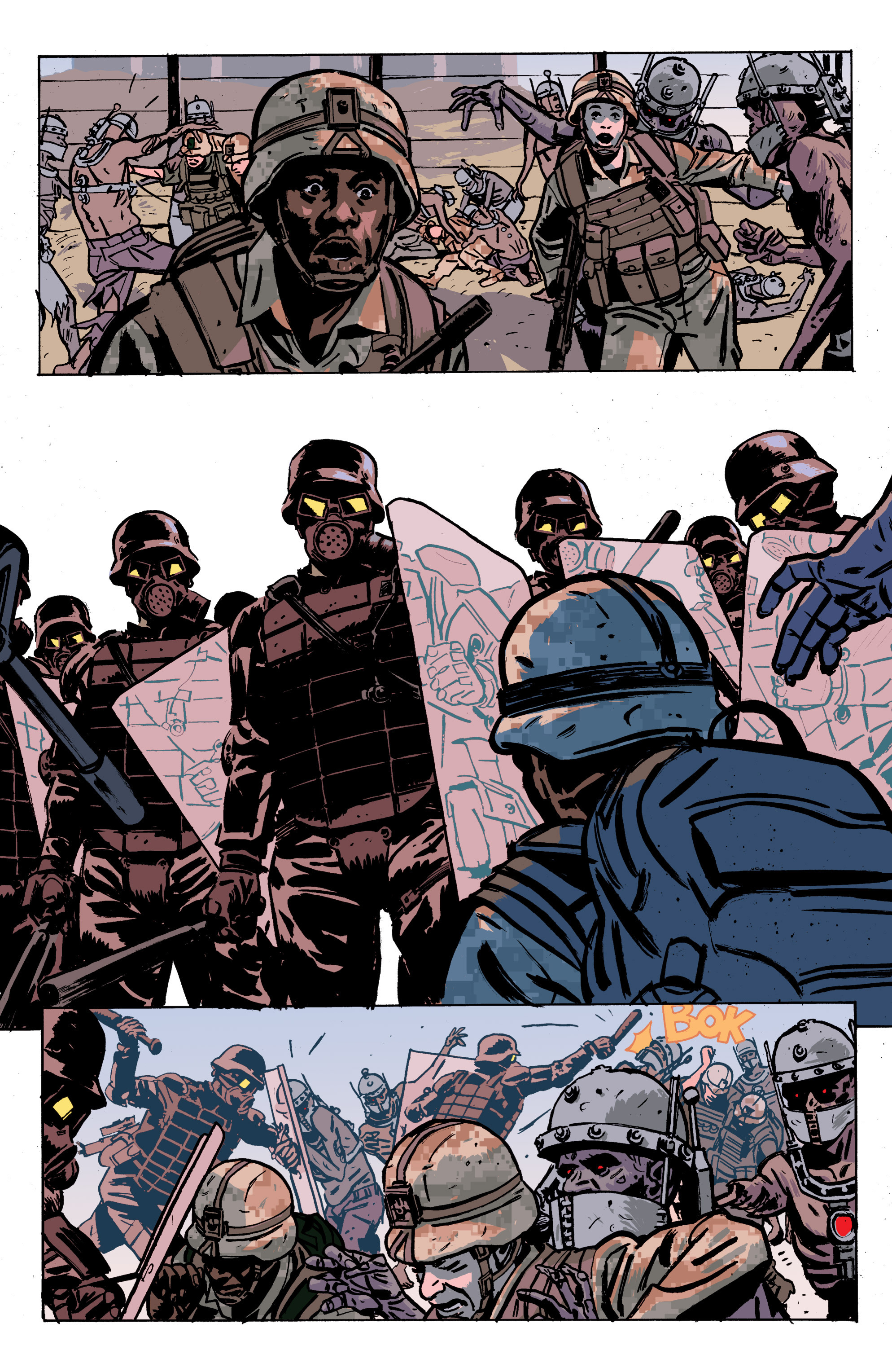 Read online Graveyard of Empires comic -  Issue # TPB - 99