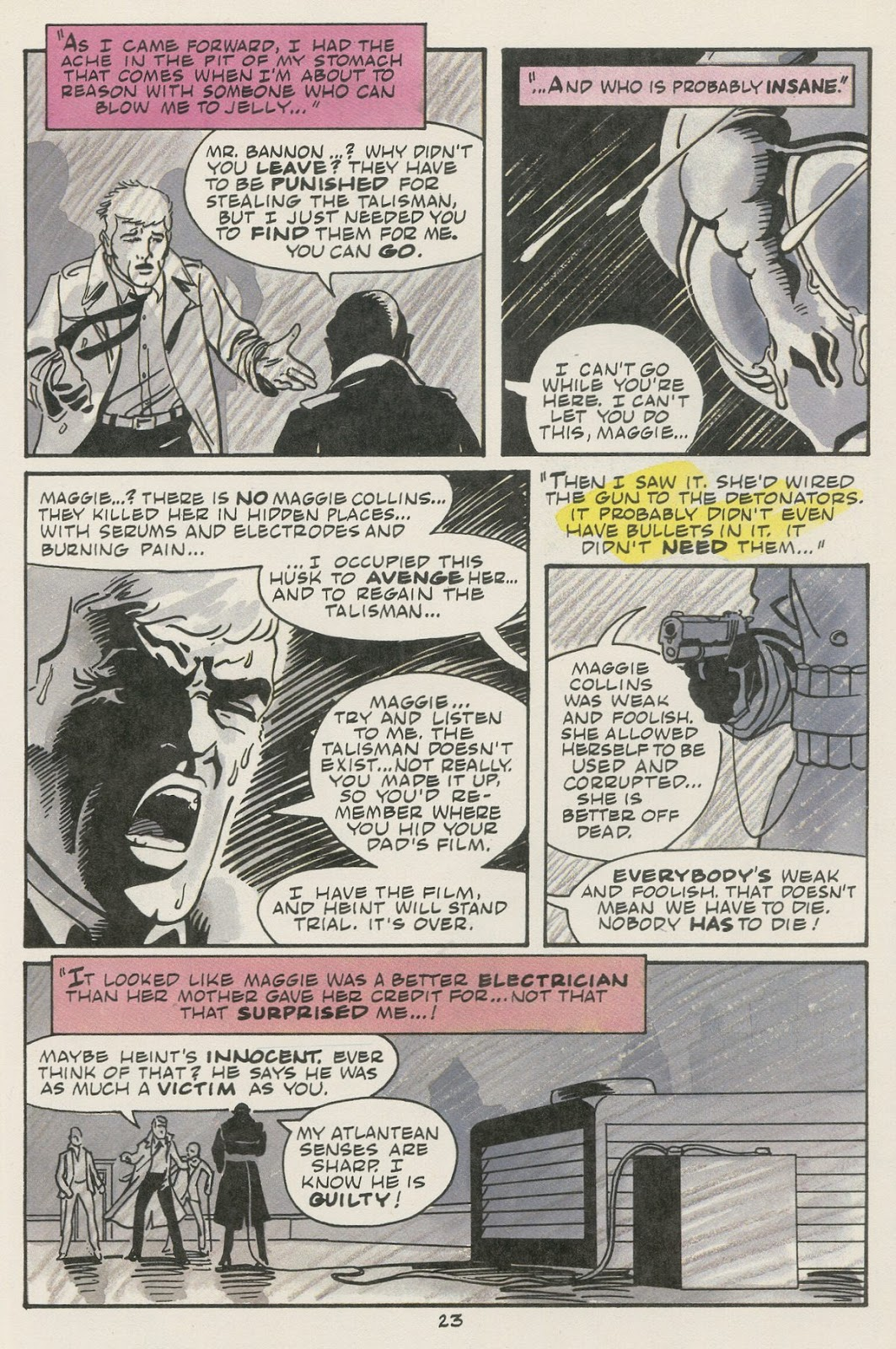 Jonny Quest (1986) issue 18 - Page 25