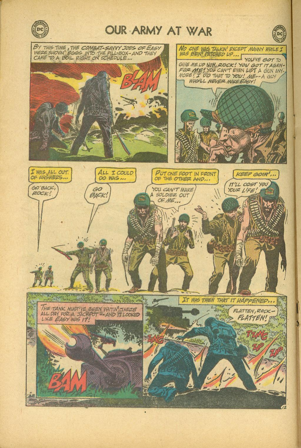 Our Army at War (1952) issue 100 - Page 16