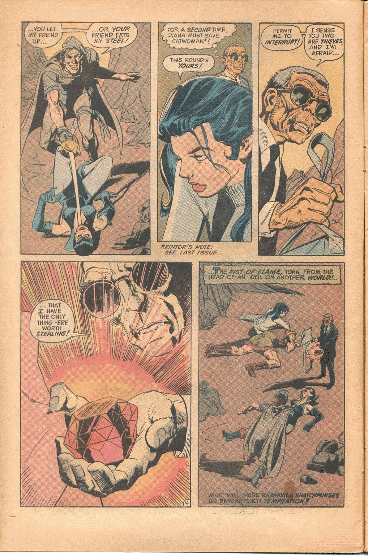 Read online Wonder Woman (1942) comic -  Issue #202 - 5