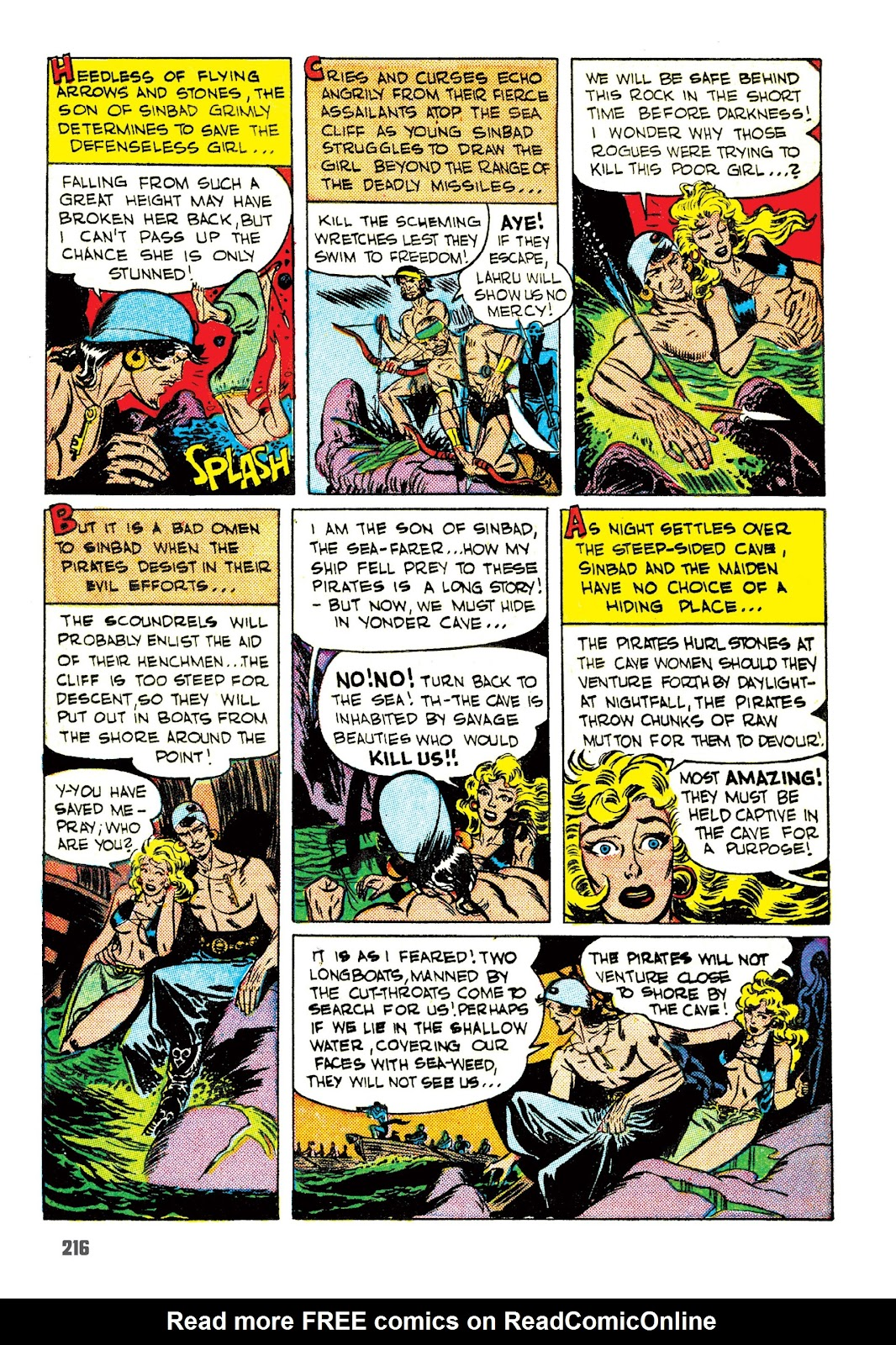 Read online The Joe Kubert Archives comic -  Issue # TPB (Part 3) - 27