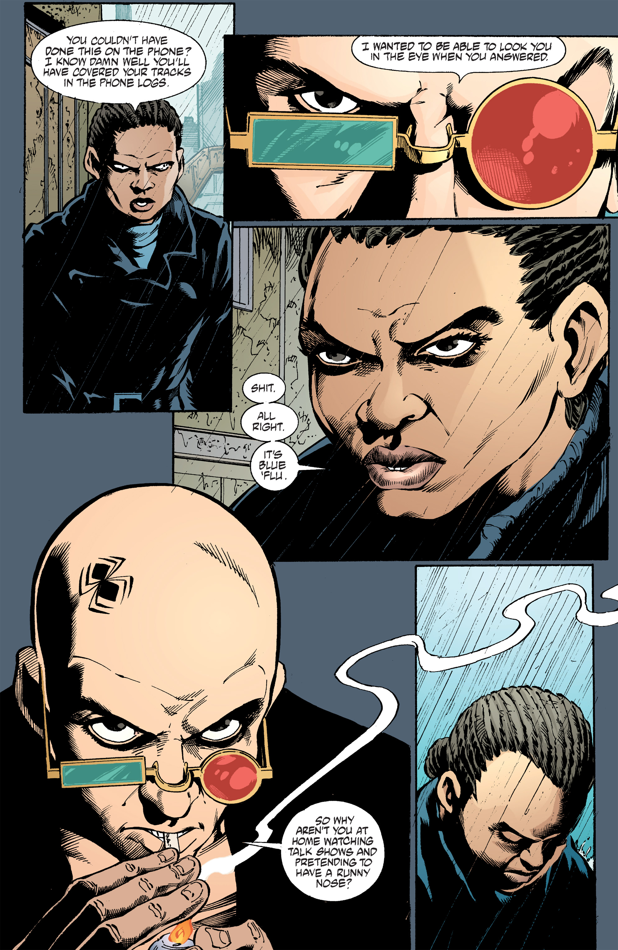 Read online Transmetropolitan comic -  Issue #44 - 11