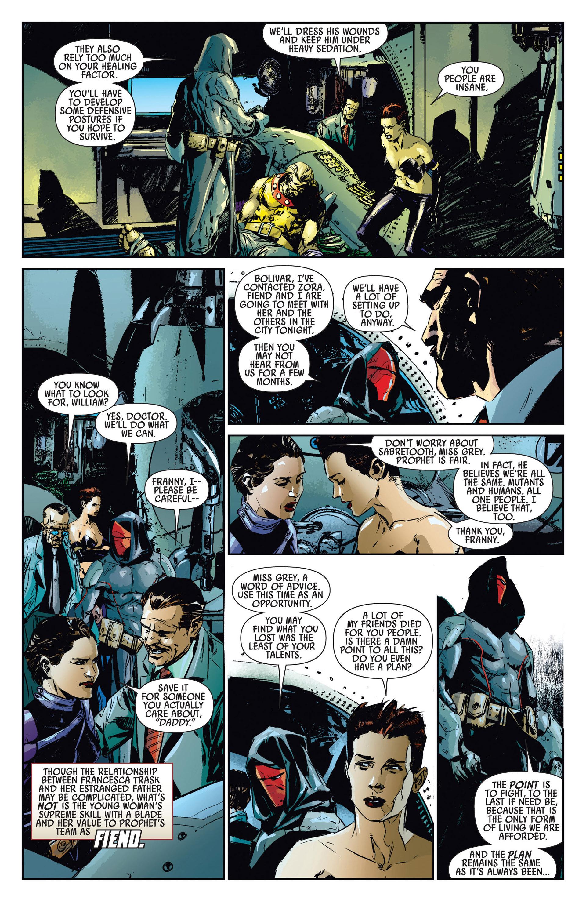 Read online Age of Apocalypse (2012) comic -  Issue #1 - 7