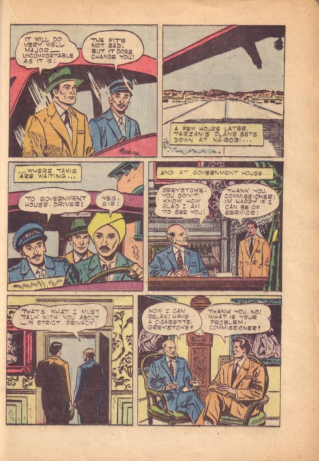 Tarzan (1948) issue 50 - Page 29