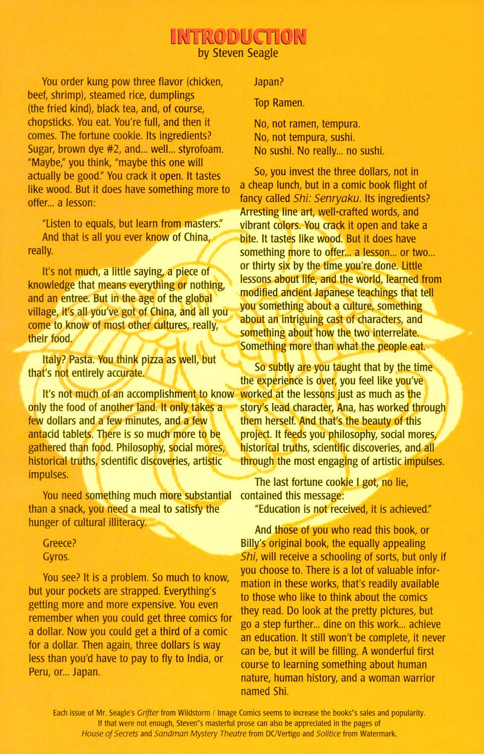 Read online Shi: Senryaku comic -  Issue #3 - 3