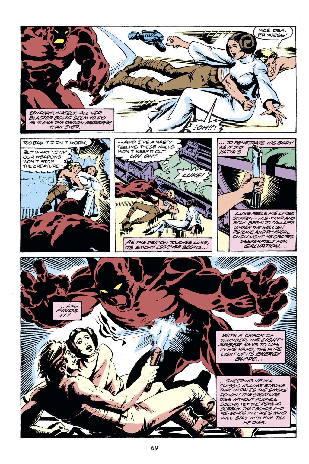 Read online Star Wars Omnibus comic -  Issue # Vol. 14 - 69