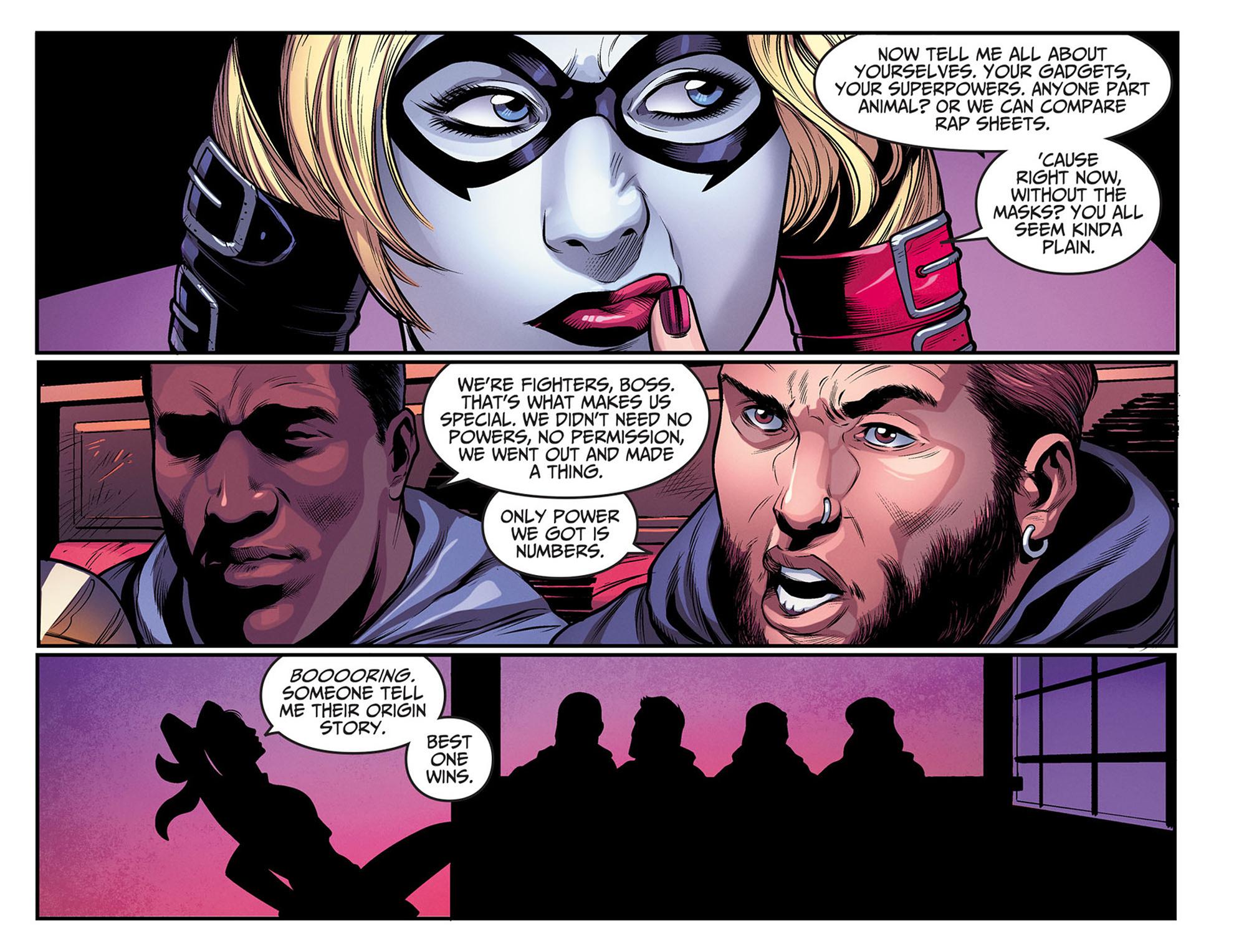 Read online Injustice: Ground Zero comic -  Issue #3 - 7