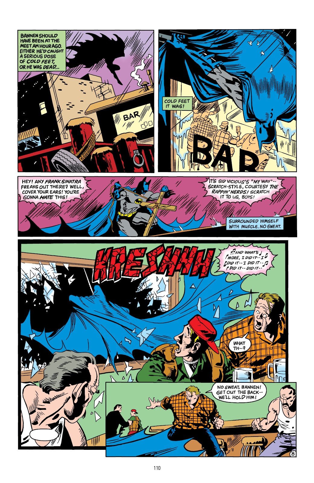Read online Detective Comics (1937) comic -  Issue # _TPB Batman - The Dark Knight Detective 2 (Part 2) - 12