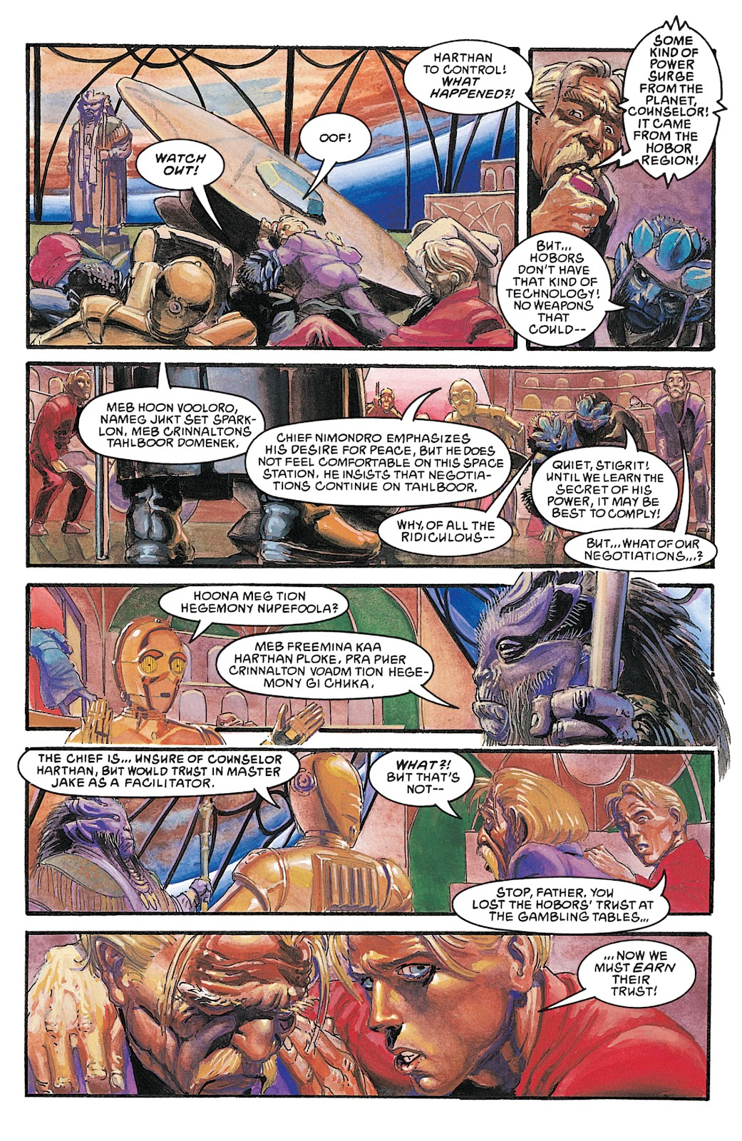 Read online Star Wars Legends Epic Collection: The Empire comic -  Issue # TPB 5 (Part 5) - 5