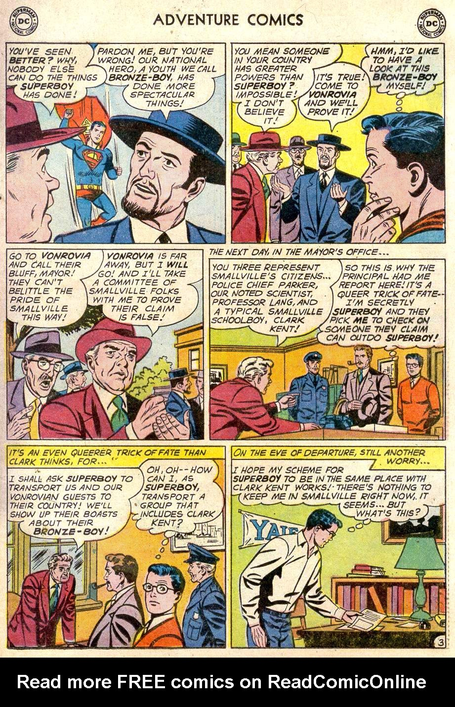 Read online Adventure Comics (1938) comic -  Issue #295 - 5