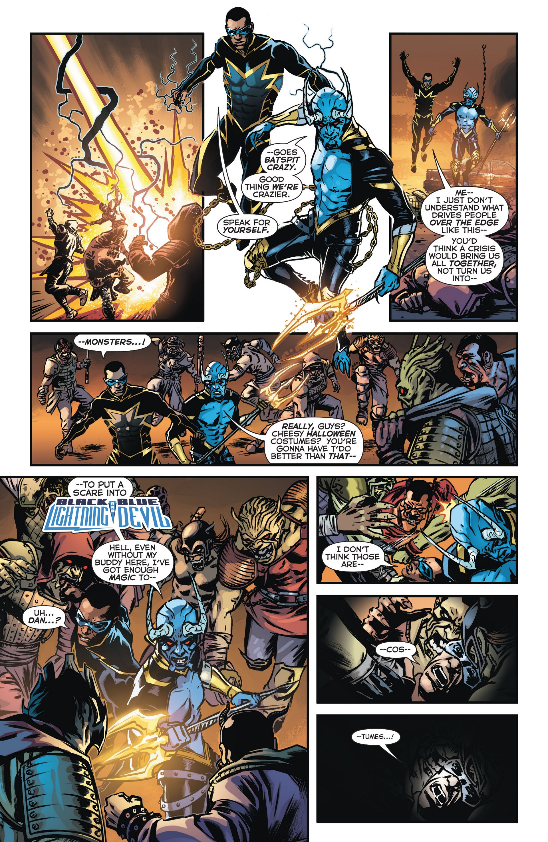 Read online Trinity of Sin: The Phantom Stranger comic -  Issue #14 - 16