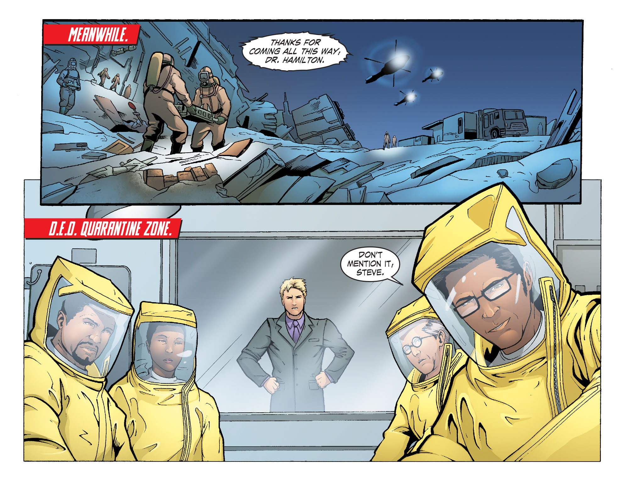 Read online Smallville: Alien comic -  Issue #12 - 17