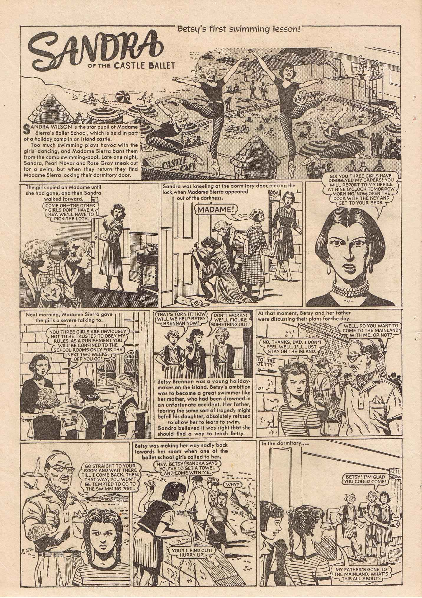 Read online Judy comic -  Issue #383 - 2