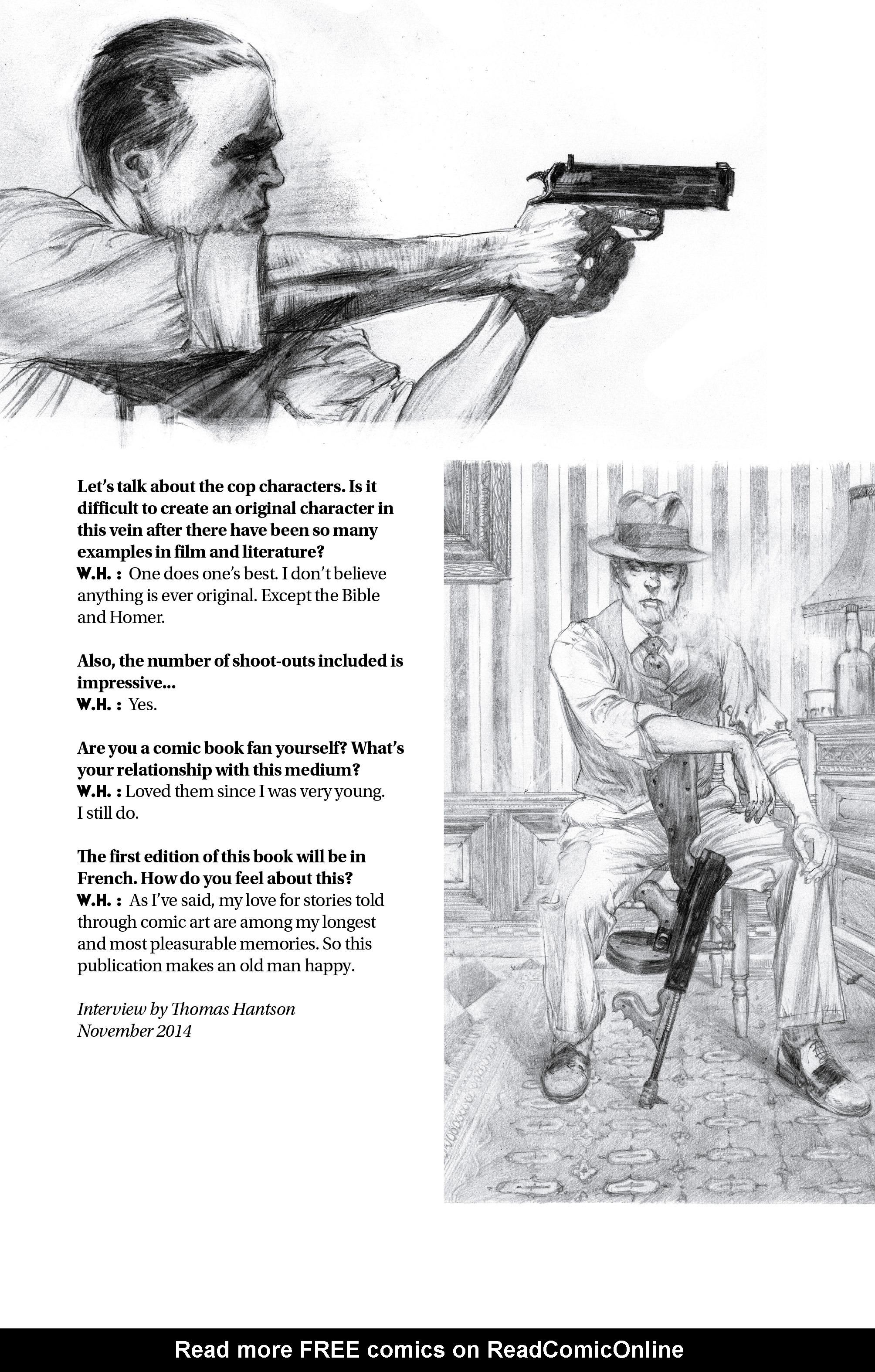 Read online Triggerman comic -  Issue #5 - 29
