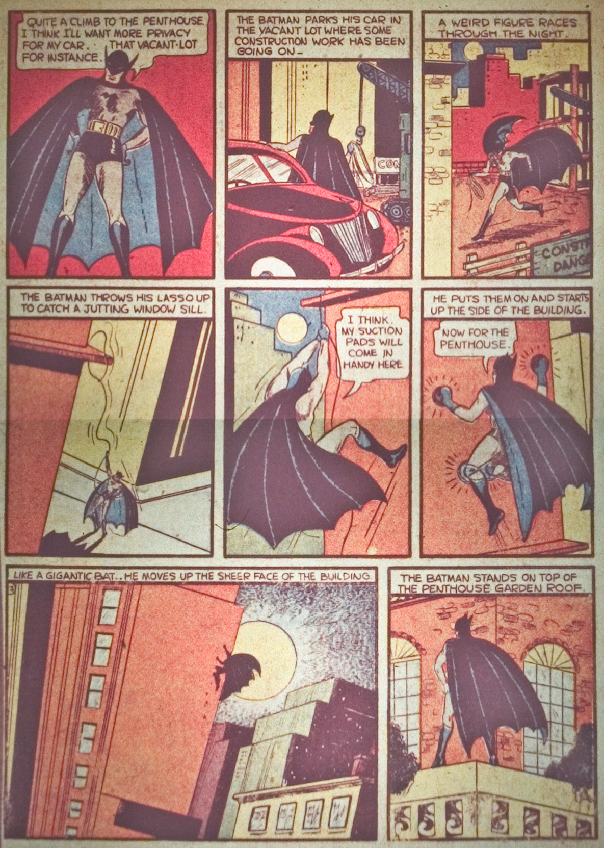 Detective Comics (1937) 29 Page 4