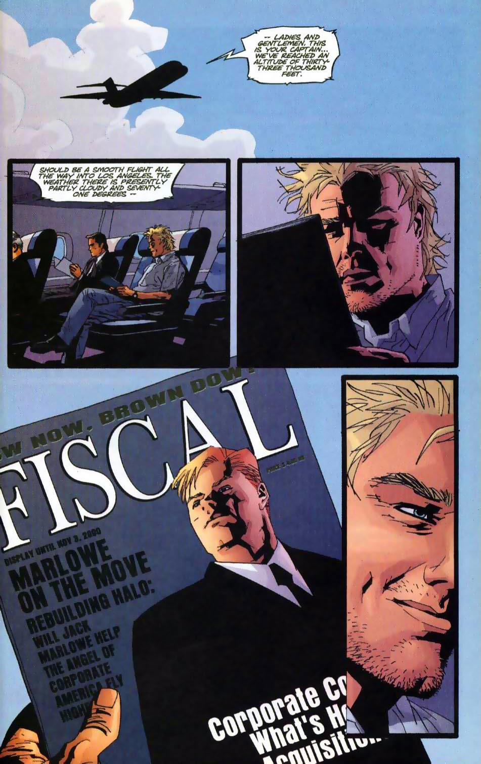 Wildcats (1999) Issue #17 #18 - English 14