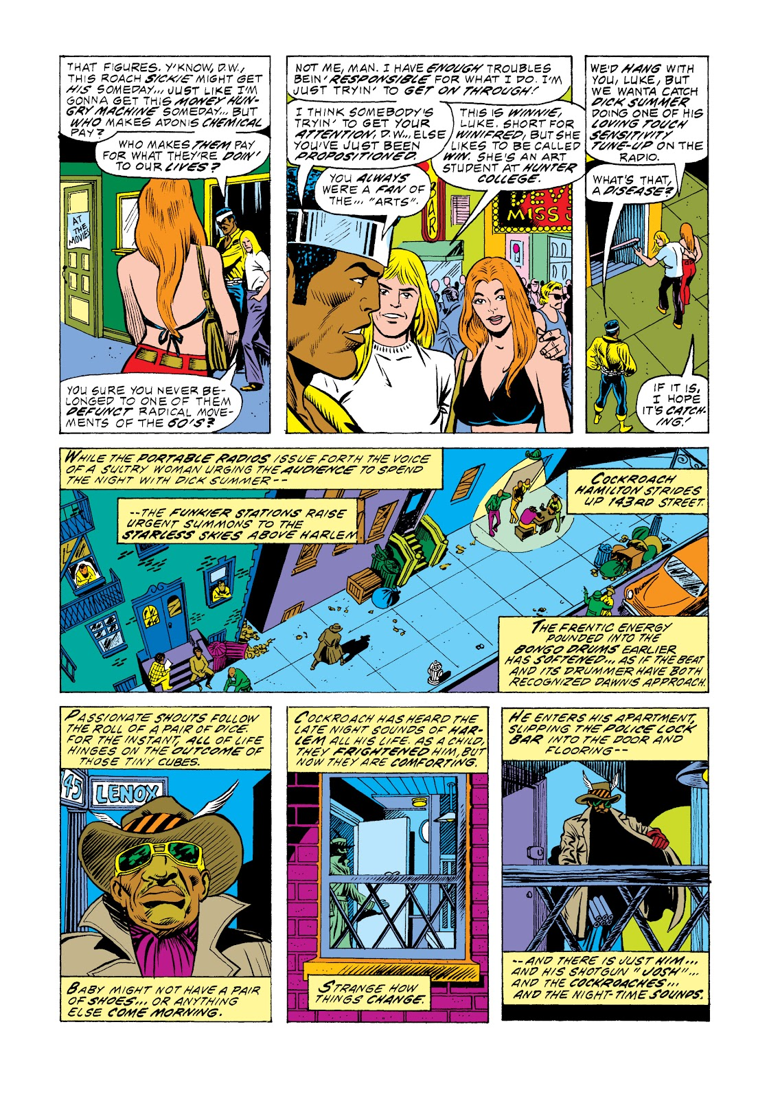 Read online Marvel Masterworks: Luke Cage, Power Man comic -  Issue # TPB 2 (Part 3) - 65