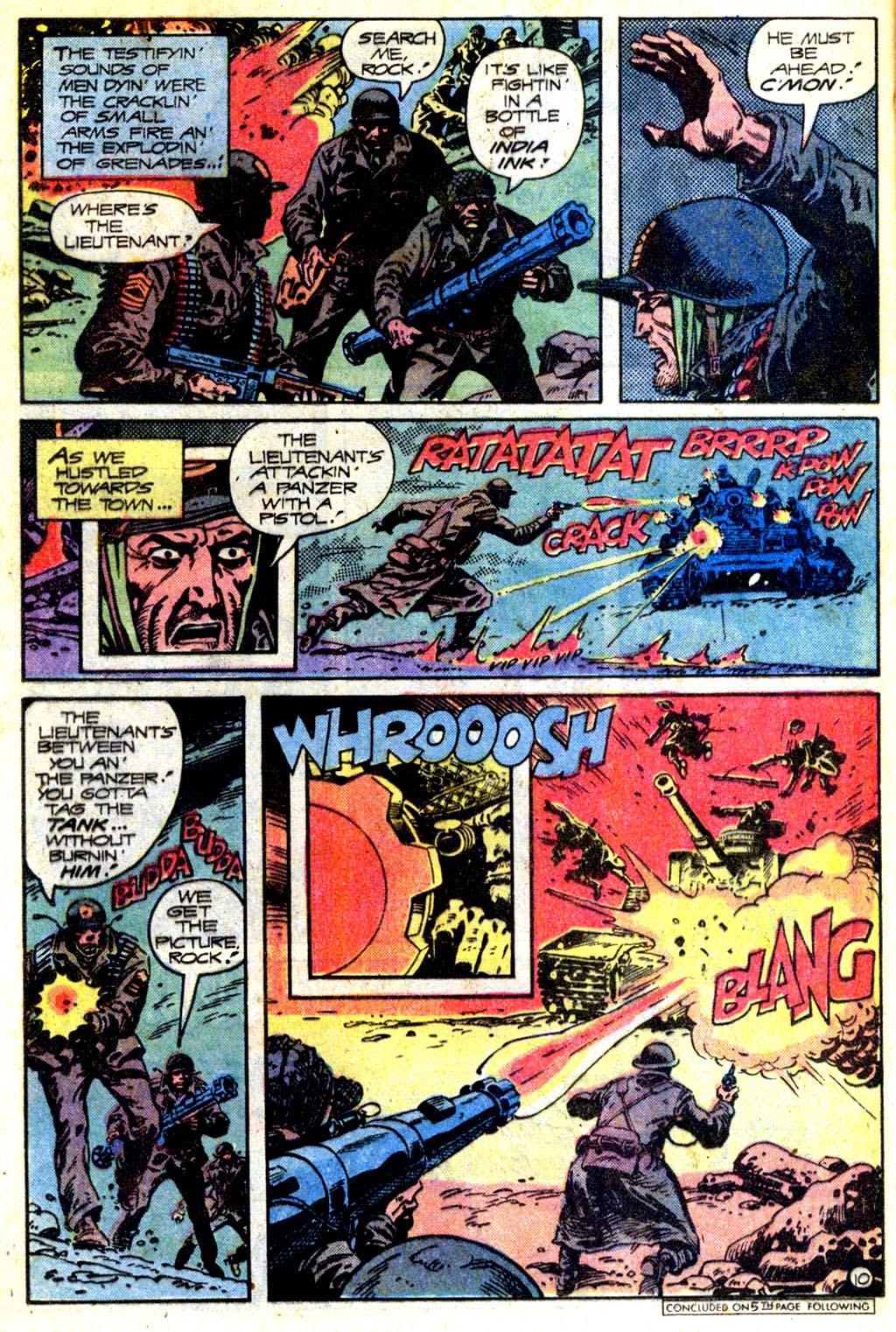 Read online Sgt. Rock comic -  Issue #336 - 11