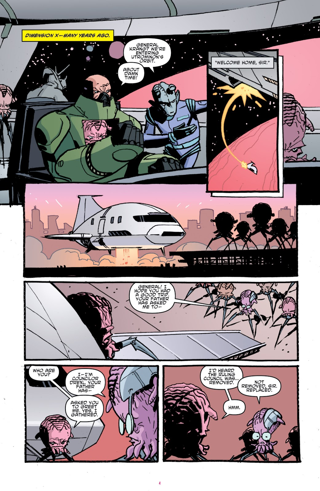 Read online Teenage Mutant Ninja Turtles: The IDW Collection comic -  Issue # TPB 4 (Part 1) - 79