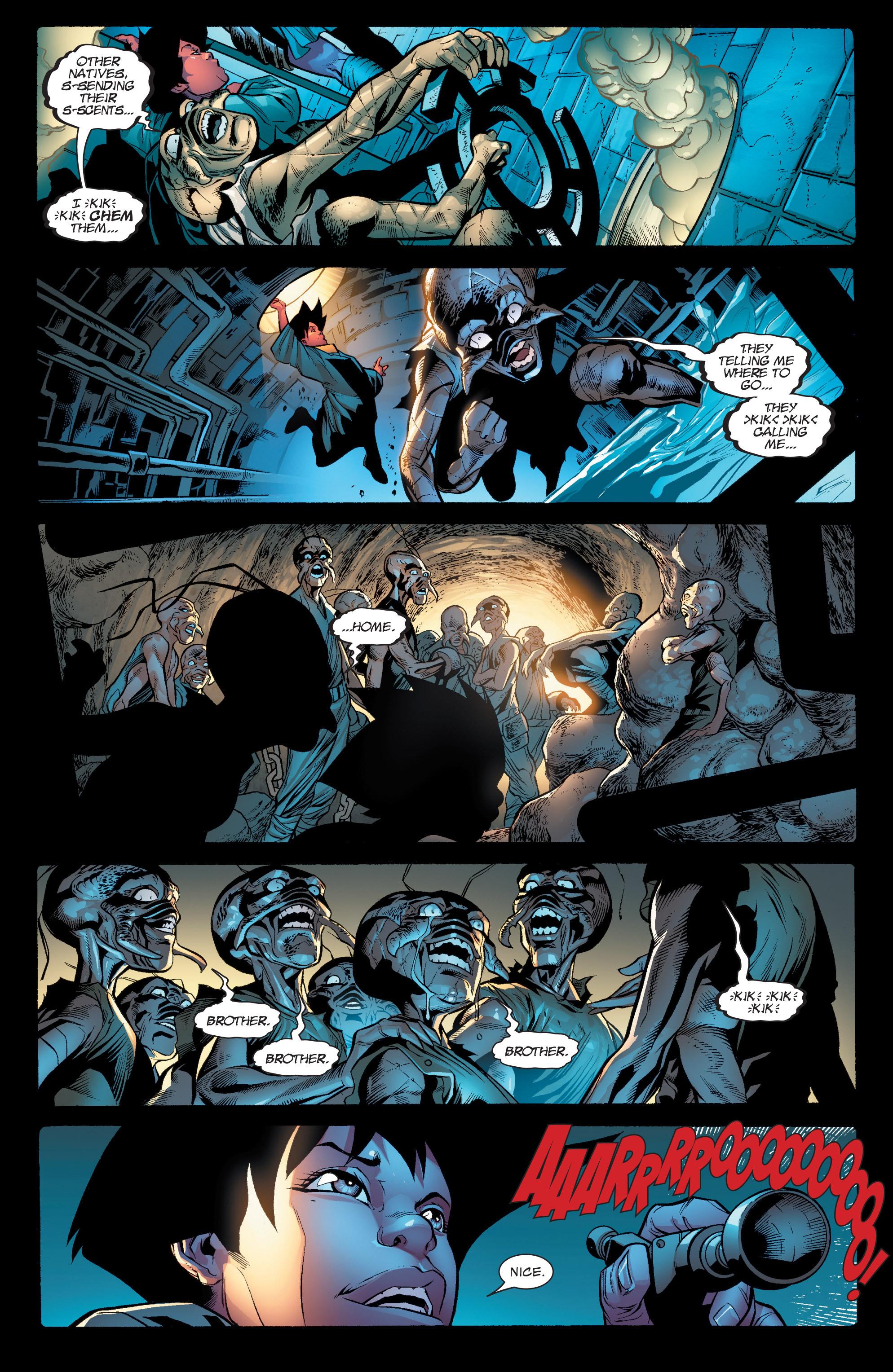 Read online World War Hulk Aftersmash: Warbound, Vol. 1 comic -  Issue #1 - 24