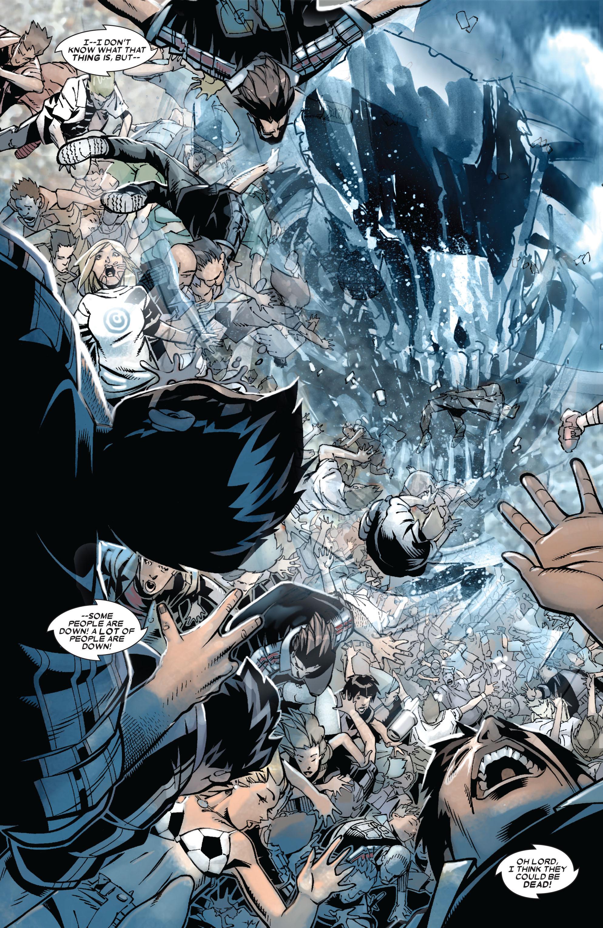 X-Men (1991) 198 Page 11