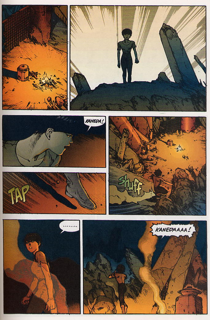 Read online Akira comic -  Issue #24 - 45