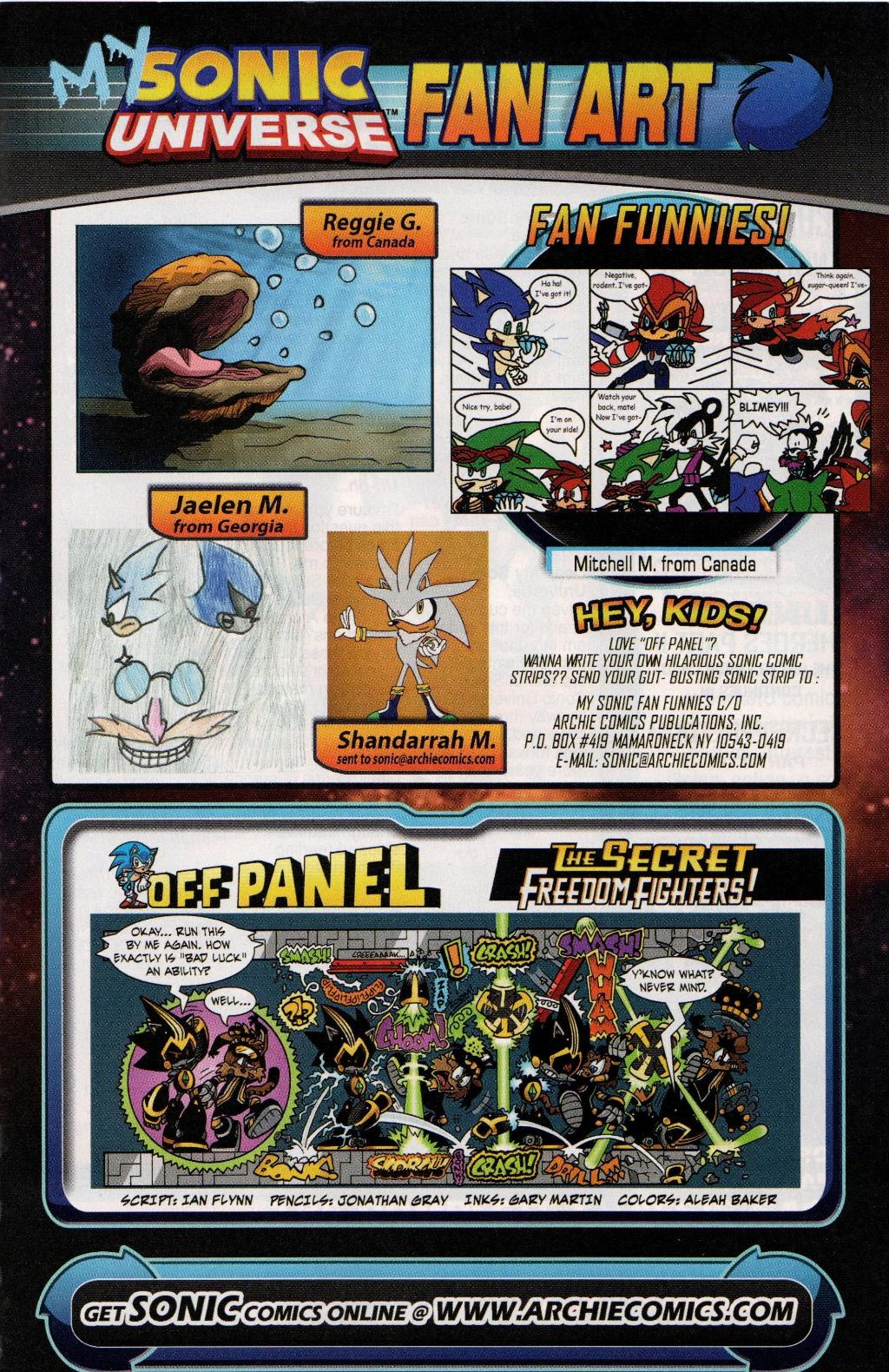 Read online Sonic Universe comic -  Issue #41 - 33