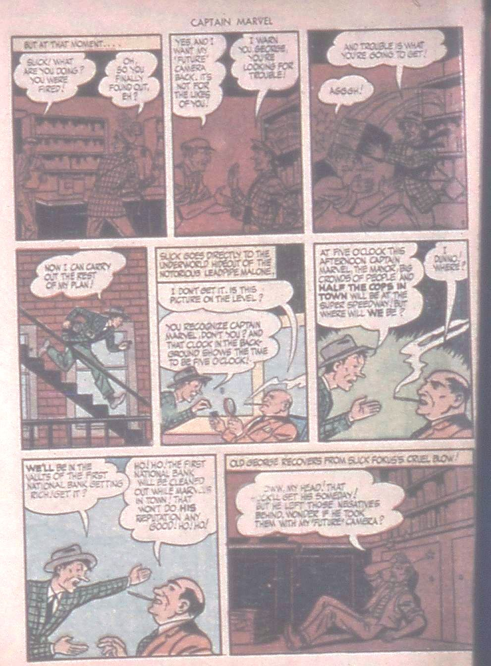 Captain Marvel Adventures issue 42 - Page 9