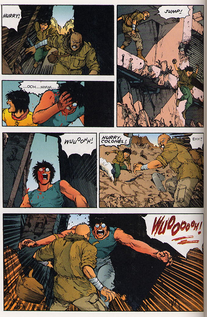 Read online Akira comic -  Issue #25 - 35