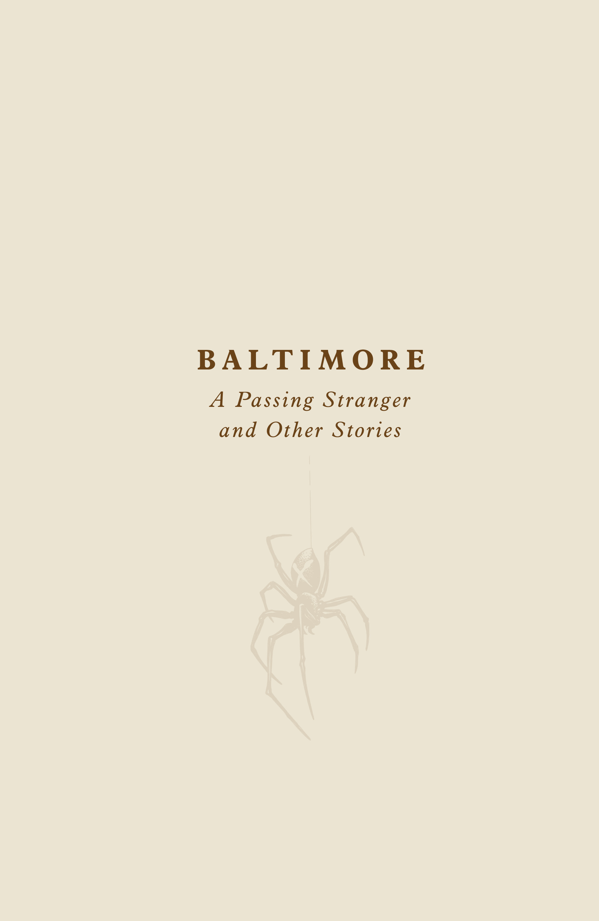 Read online Baltimore Volume 3: A Passing Stranger and Other Stories comic -  Issue # Full - 3