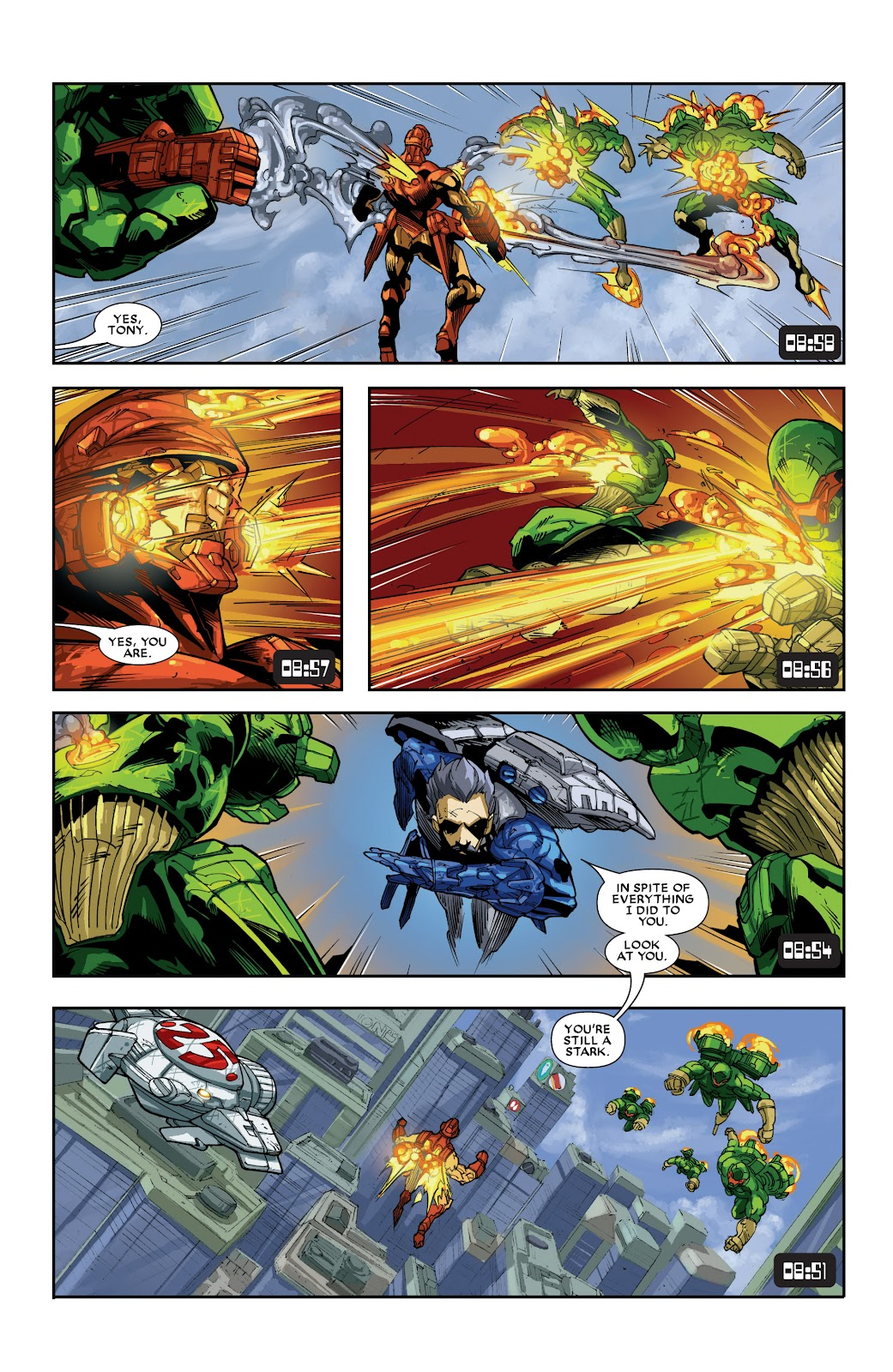 Iron Man: House of M Issue #3 #3 - English 13