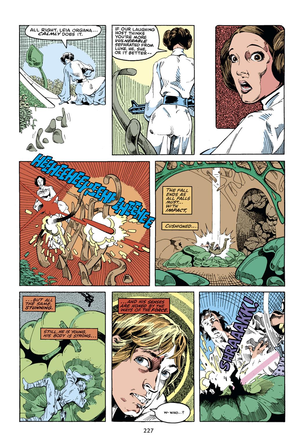Read online Star Wars Omnibus comic -  Issue # Vol. 14 - 225
