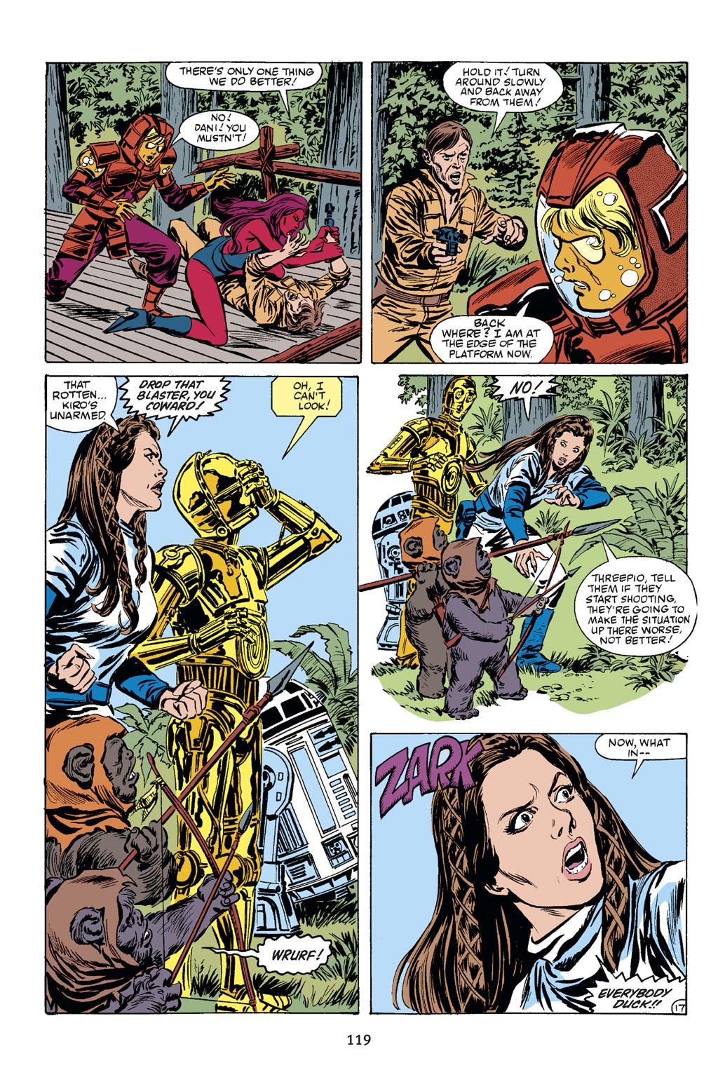 Read online Star Wars Omnibus comic -  Issue # Vol. 21 - 113