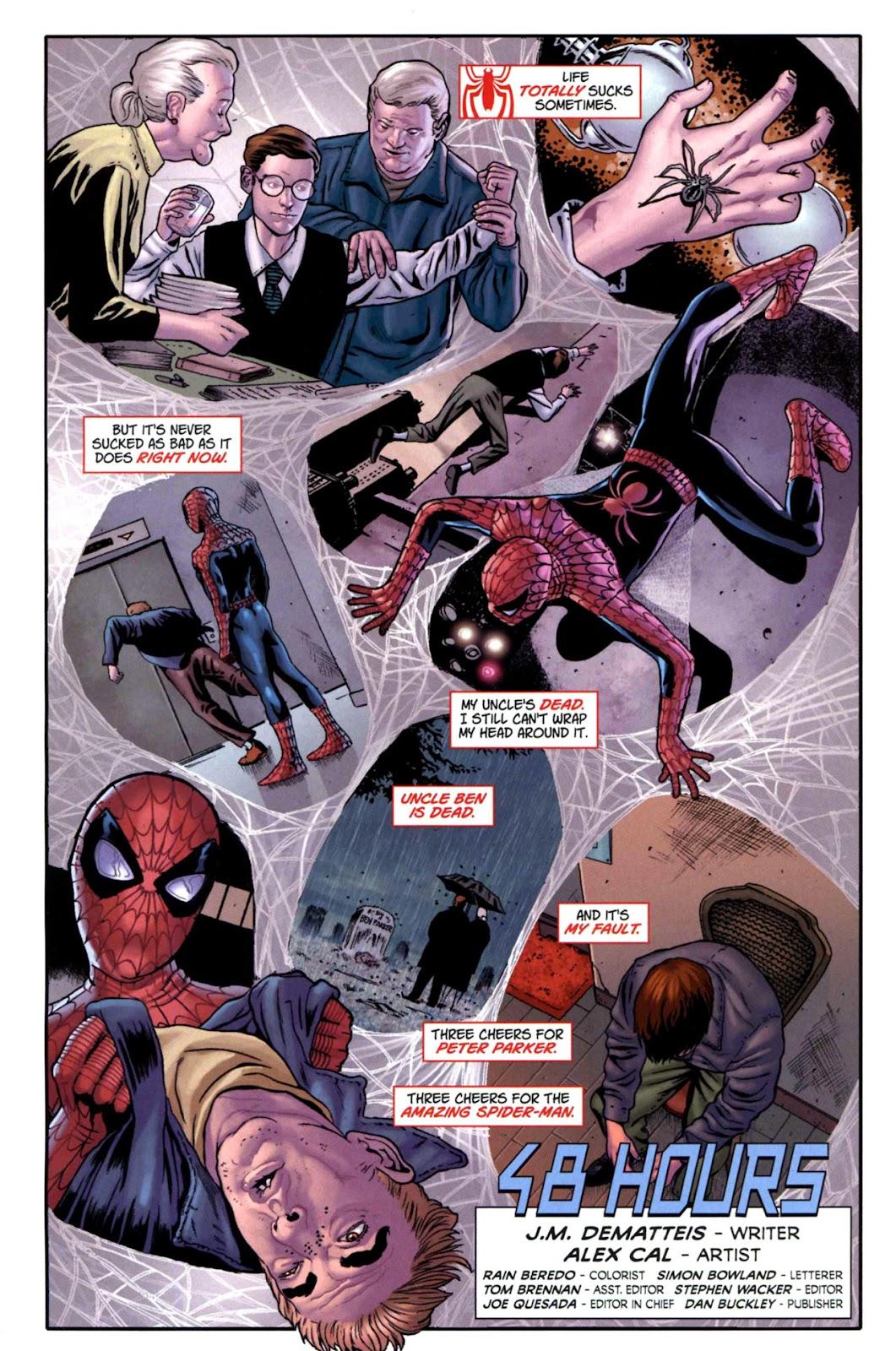 Amazing Spider-Man Family Issue #1 #1 - English 3