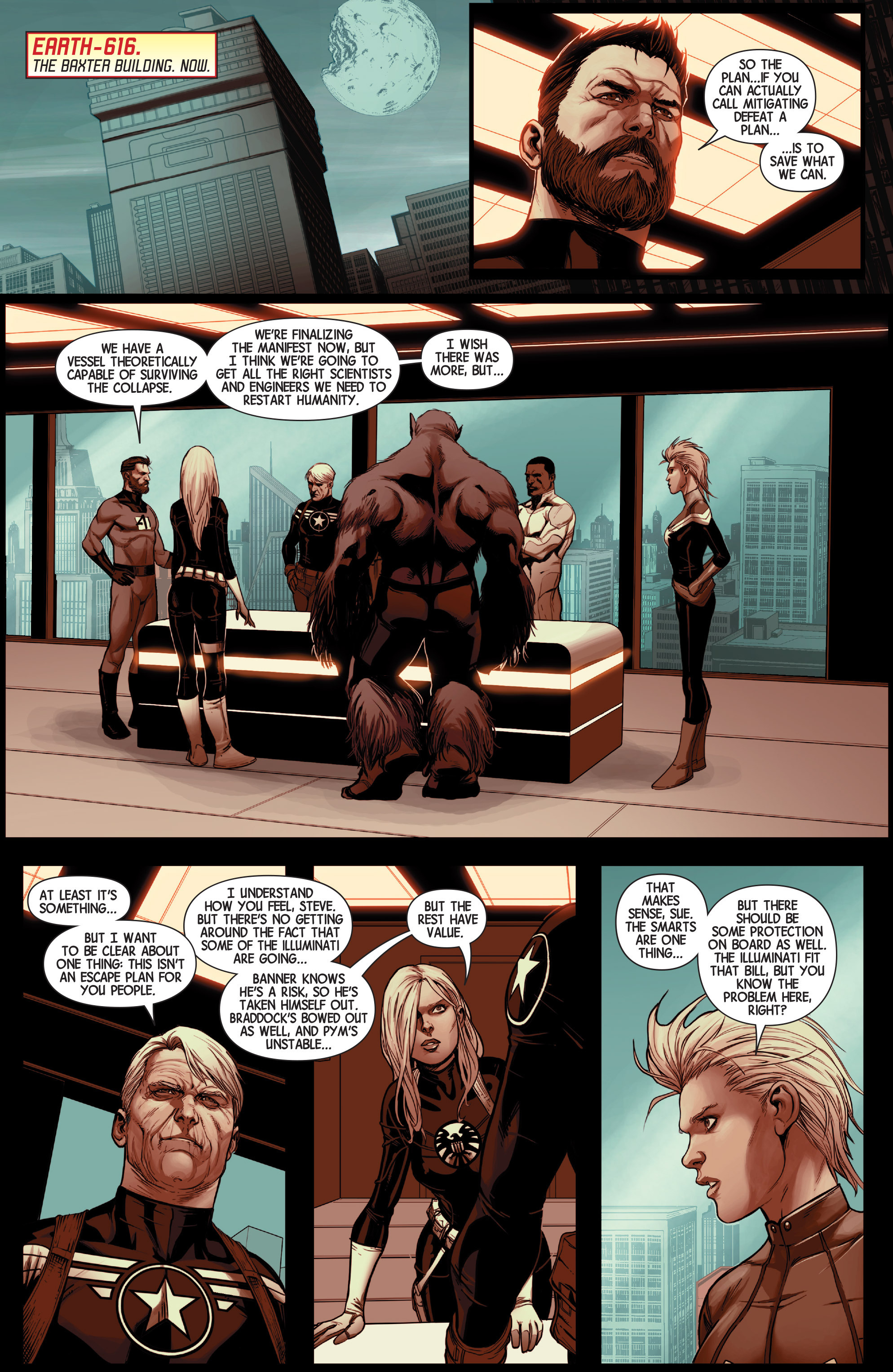 Read online Avengers (2013) comic -  Issue #44 - 29