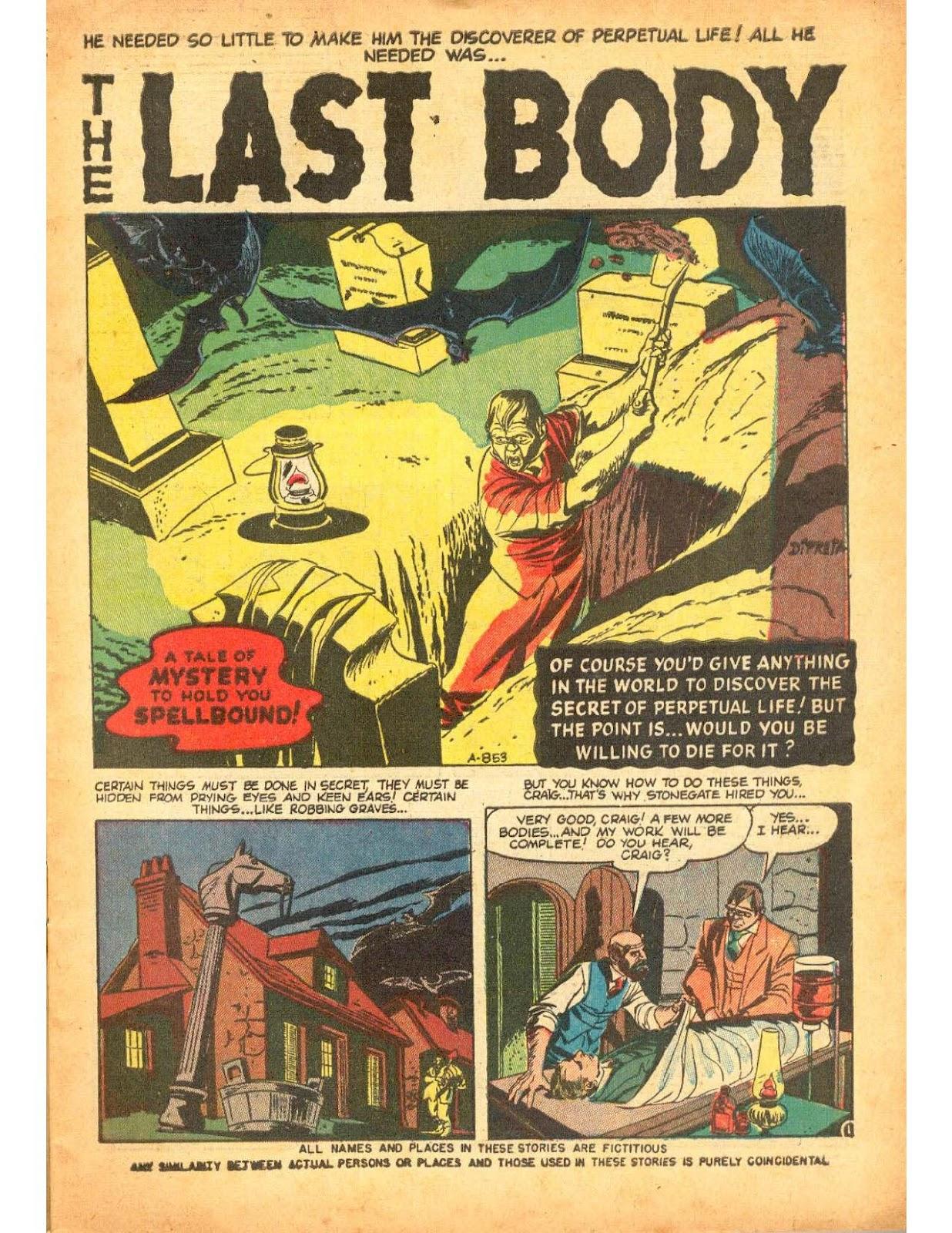 Spellbound (1952) issue 7 - Page 3