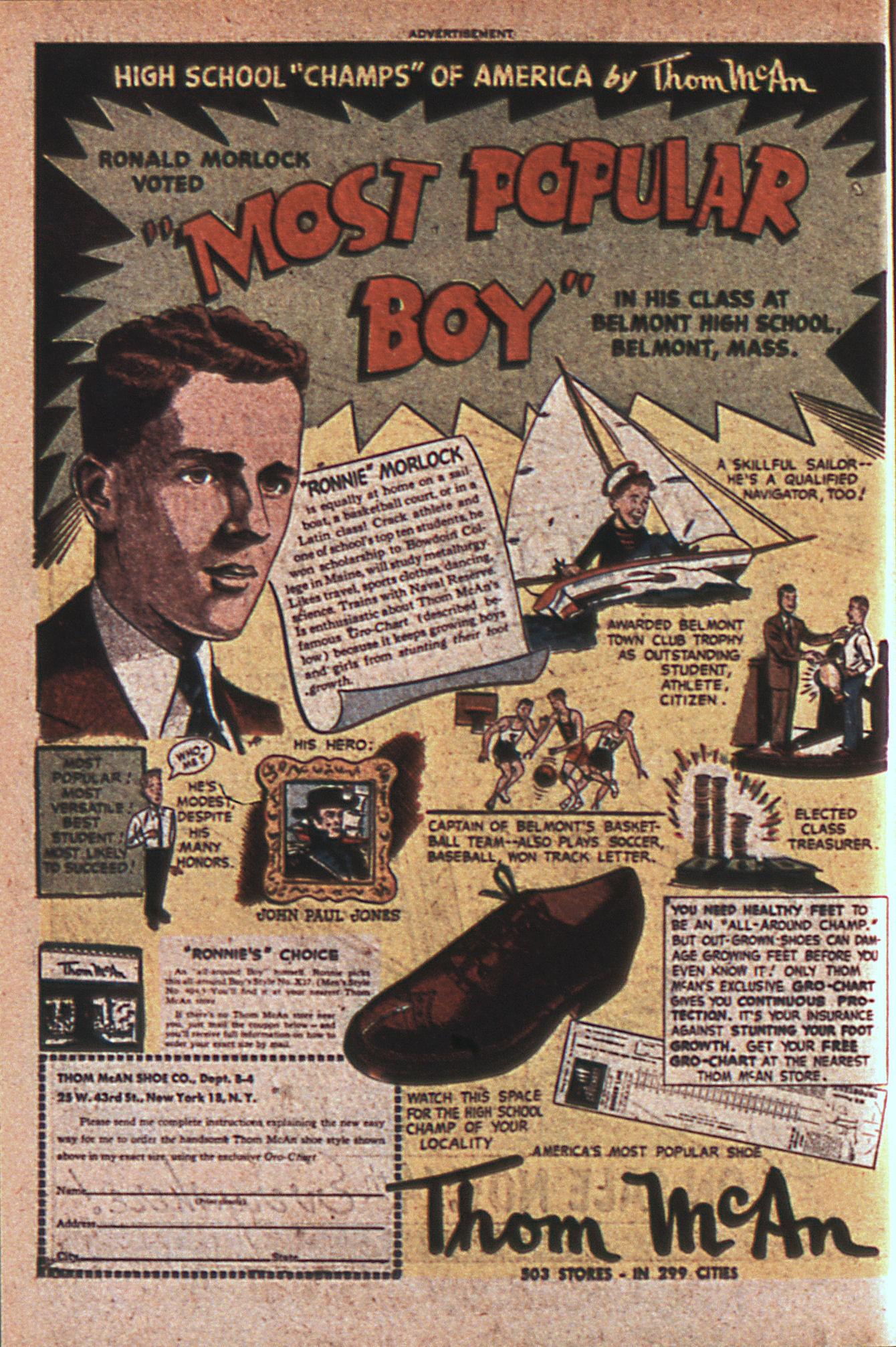 Read online Adventure Comics (1938) comic -  Issue #124 - 51