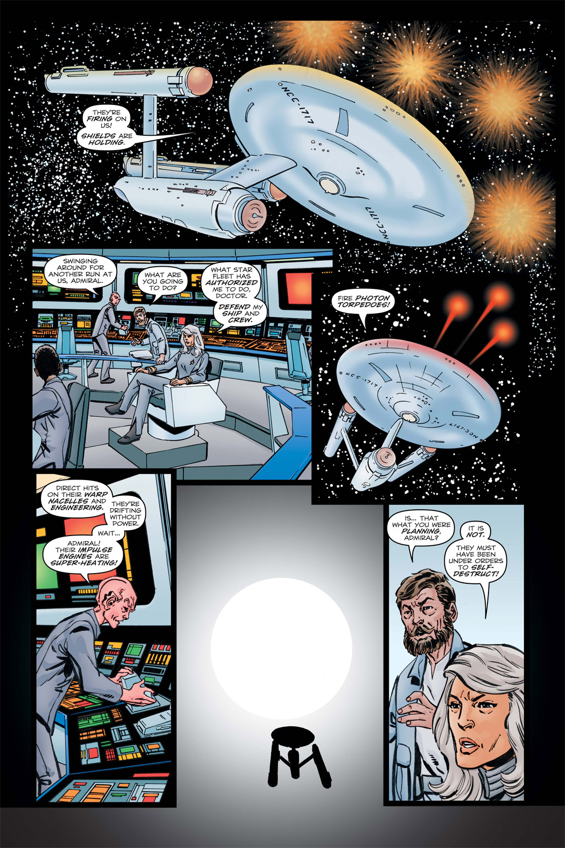 Read online Star Trek: Leonard McCoy, Frontier Doctor comic -  Issue #3 - 23