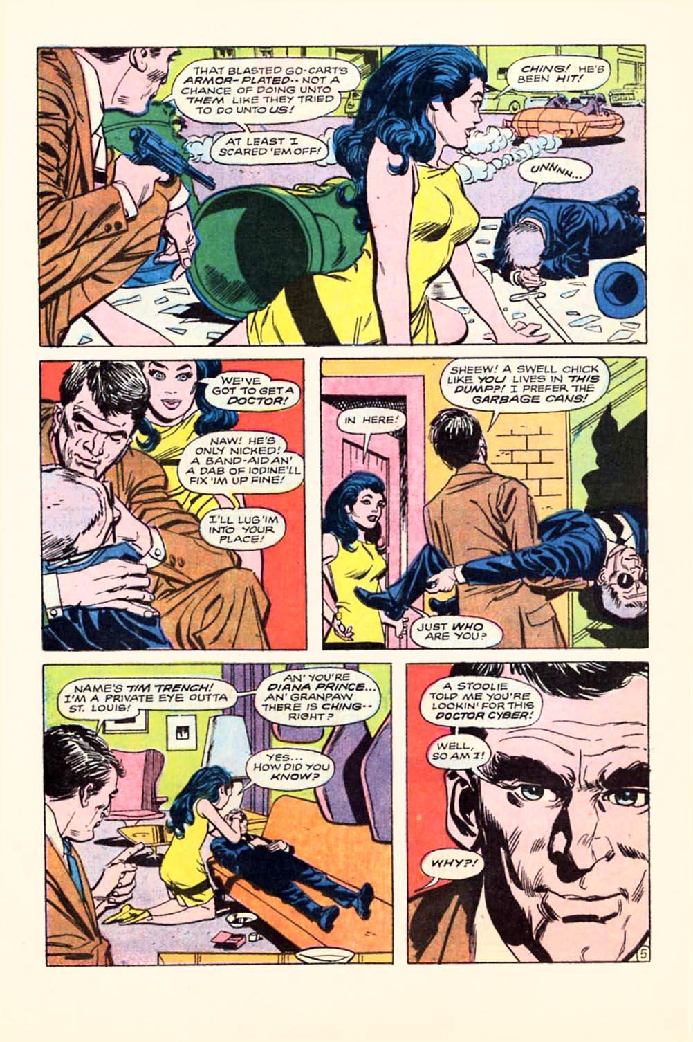 Read online Wonder Woman (1942) comic -  Issue #180 - 7