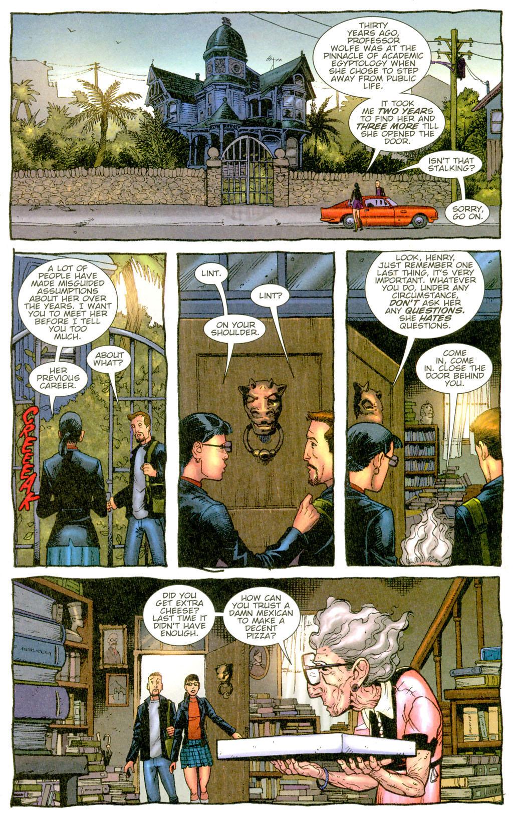 Read online The Exterminators comic -  Issue #7 - 10