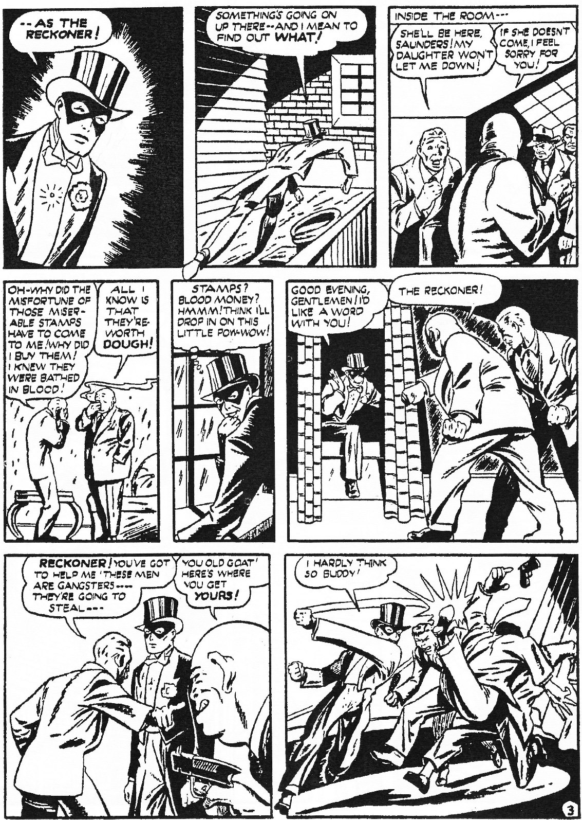 Read online Men of Mystery Comics comic -  Issue #70 - 30