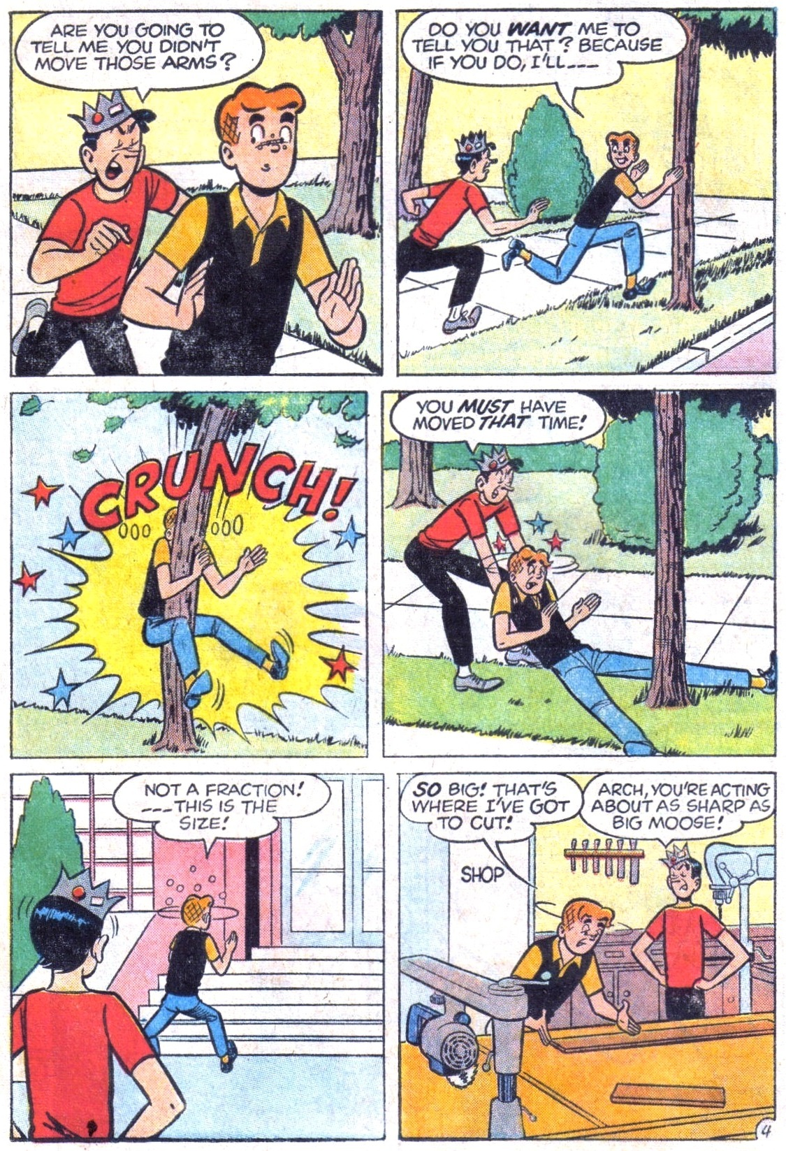 Read online Archie (1960) comic -  Issue #148 - 23