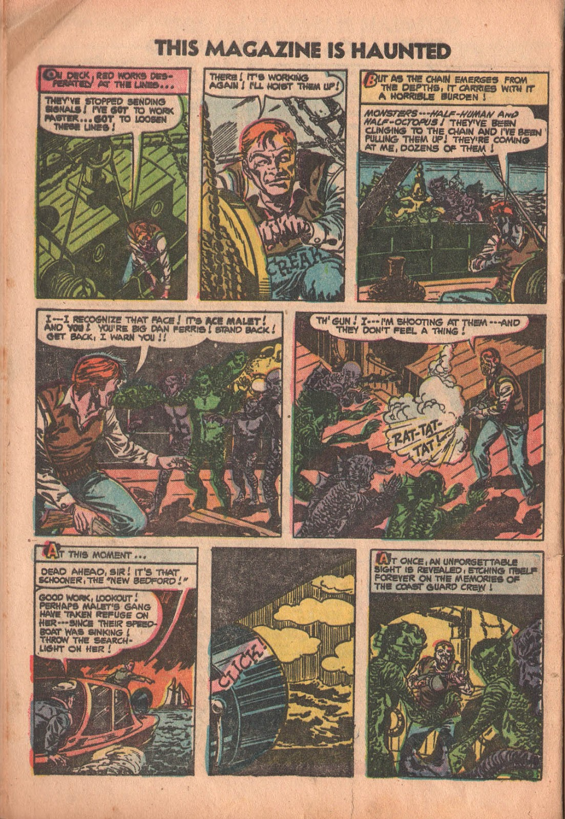 Read online This Magazine Is Haunted comic -  Issue #15 - 28
