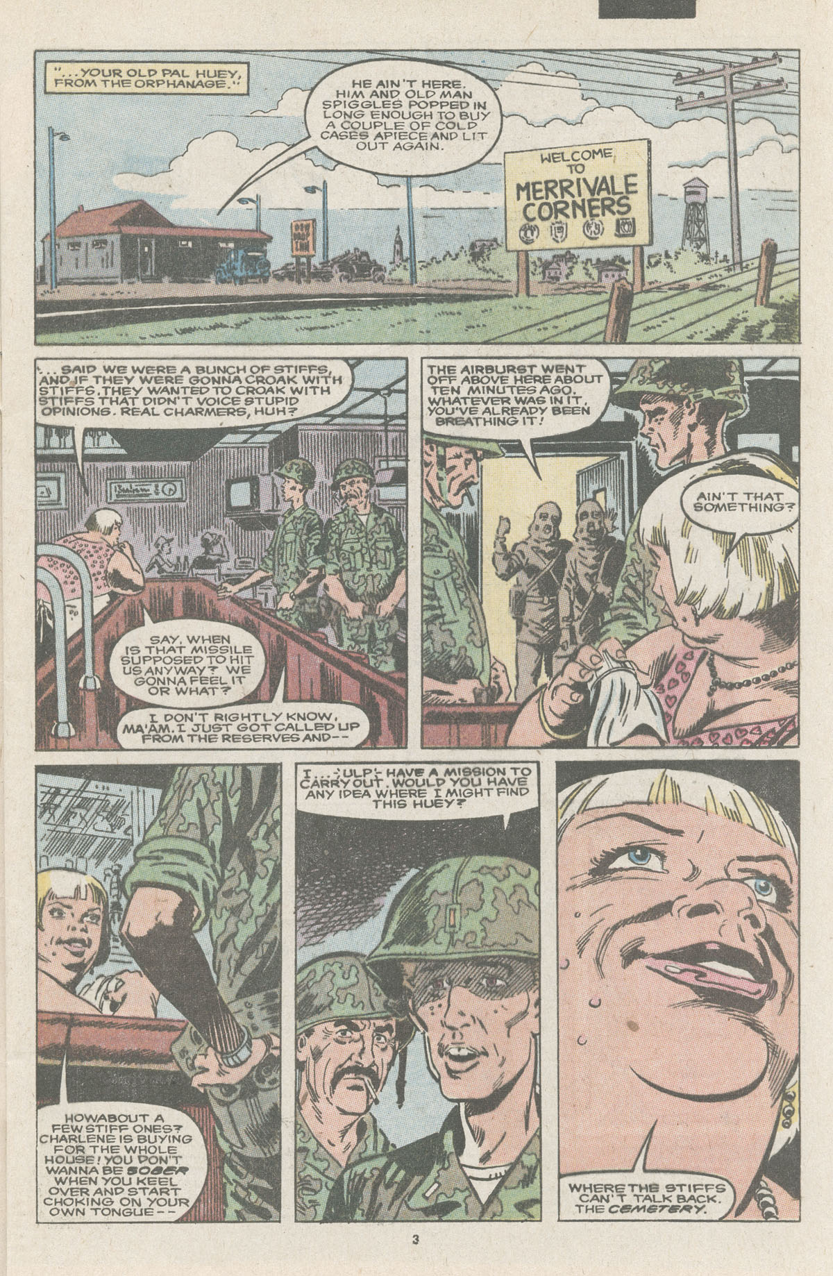 Read online Nth Man the Ultimate Ninja comic -  Issue #11 - 5