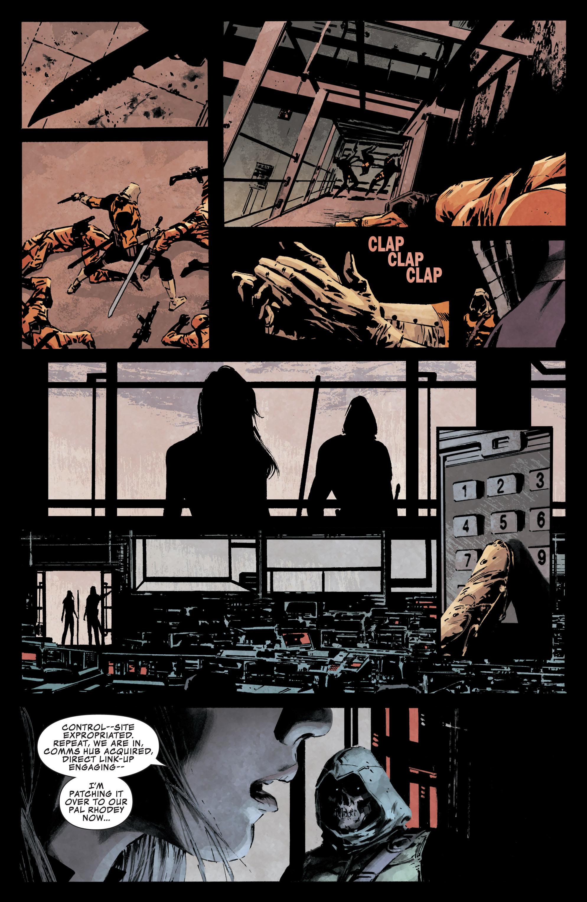 Read online Secret Avengers (2013) comic -  Issue #6 - 17