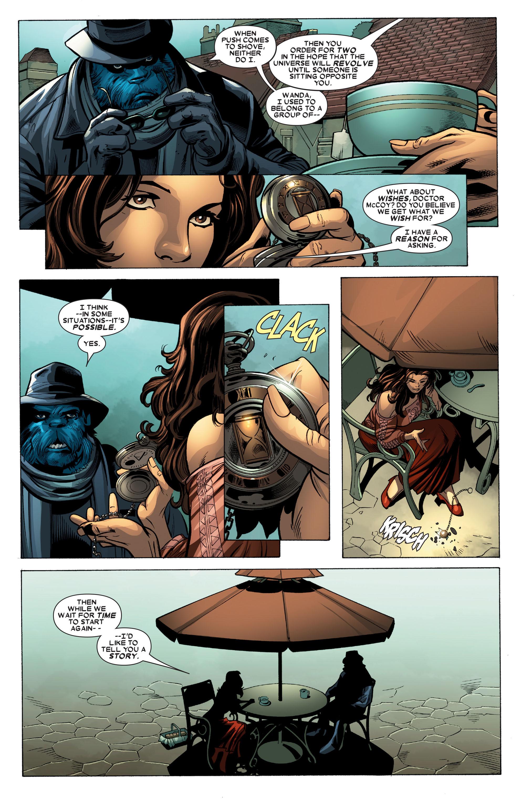 X-Men (1991) 204 Page 30