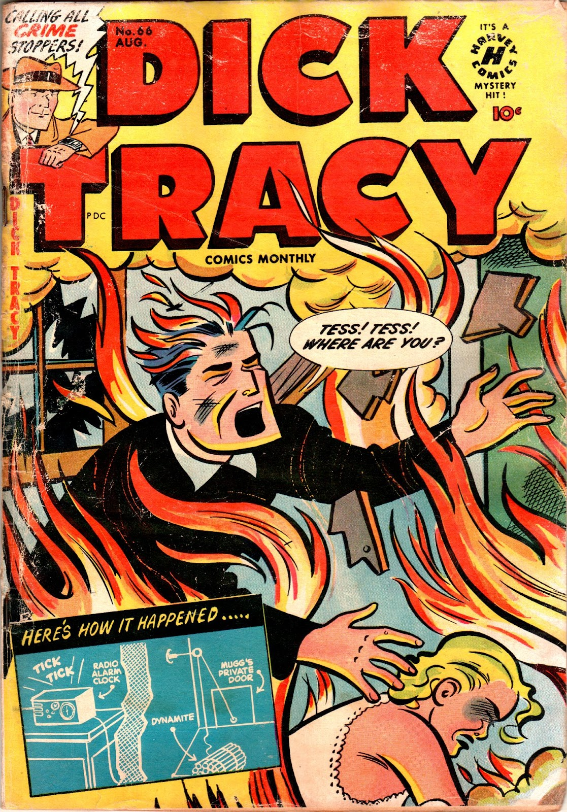 Dick Tracy (1950) 66 Page 1