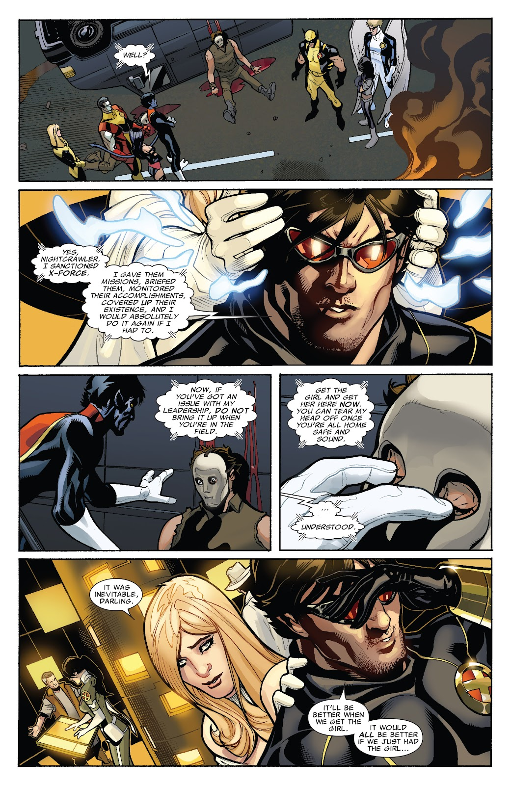 Read online X-Men: Second Coming comic -  Issue # _TPB (Part 1) - 50