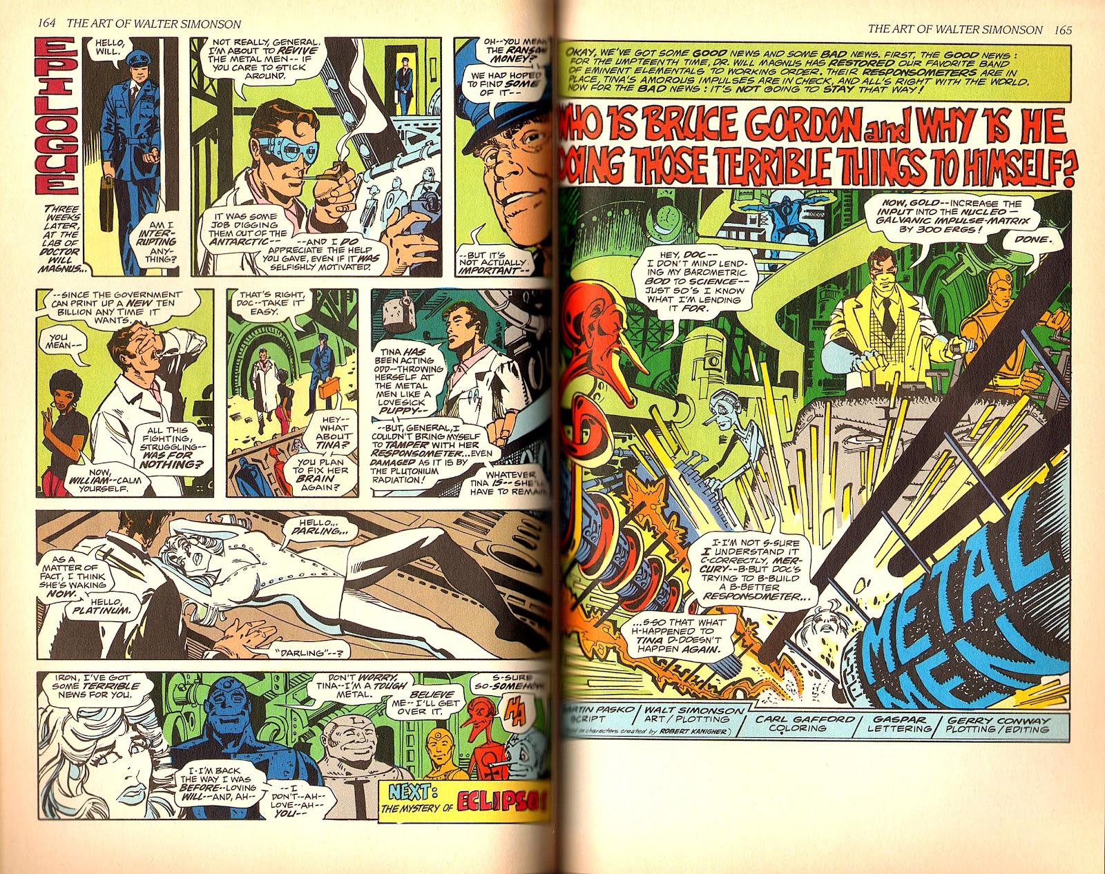 Read online The Art of Walter Simonson comic -  Issue # TPB - 84